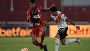 River Plate vence por 1 a 0 e elimina o Athletico-PR da Libertadores