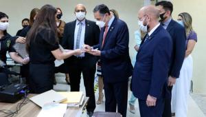 Barroso visita Macapá para acompanhar preparativos para as eleições