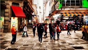 Pandemia muda a forma como os governos tratam os espaços públicos