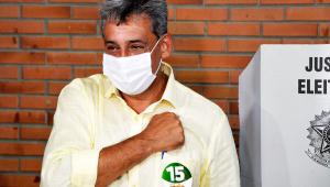 'Ibope é caso de polícia', diz Sebastião Melo