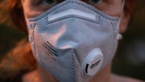 OMS desaconselha máscaras com válvulas para proteção contra Covid-19