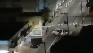 Assalto de grandes proporções aterroriza moradores de Criciúma na madrugada