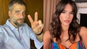 Bruno Gagliasso fala sobre série de Marquezine e ela brinca: 'Surubão 2.0 nas Maldivas'