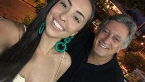 Filha de Eduardo Galvão fala do estado de saúde do pai intubado com Covid-19