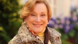 Hospital desmente morte de Nicette Bruno e afirma que seu quadro é grave
