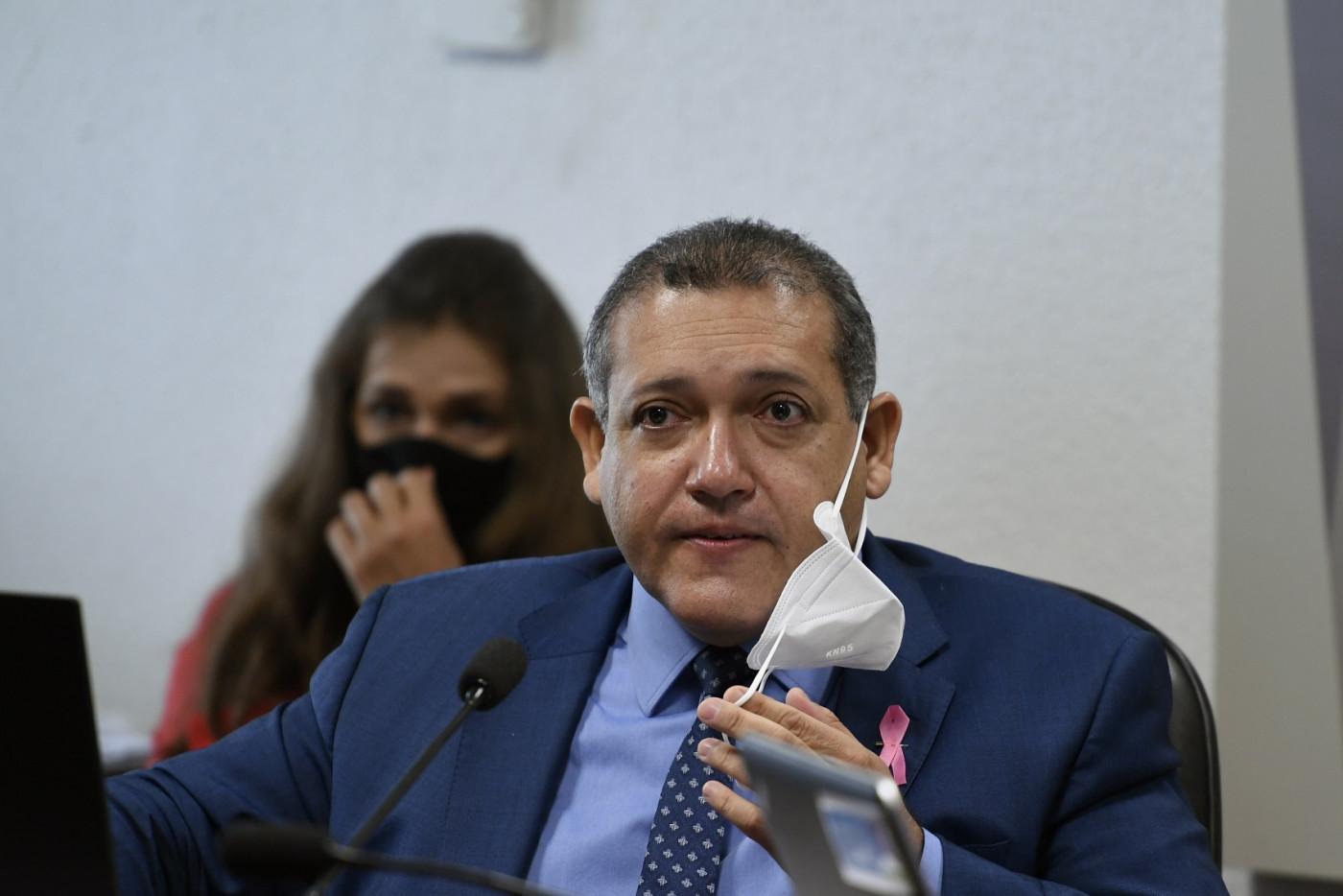 Ministro indicado ao Supremo Tribunal Federal pelo presidente Jair Bolsonaro