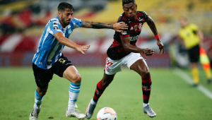 Nos pênaltis, Flamengo perde para o Racing e é eliminado da Libertadores