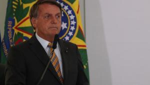 'Queremos voltar às aulas presenciais', diz Bolsonaro sobre conversa com Milton Ribeiro