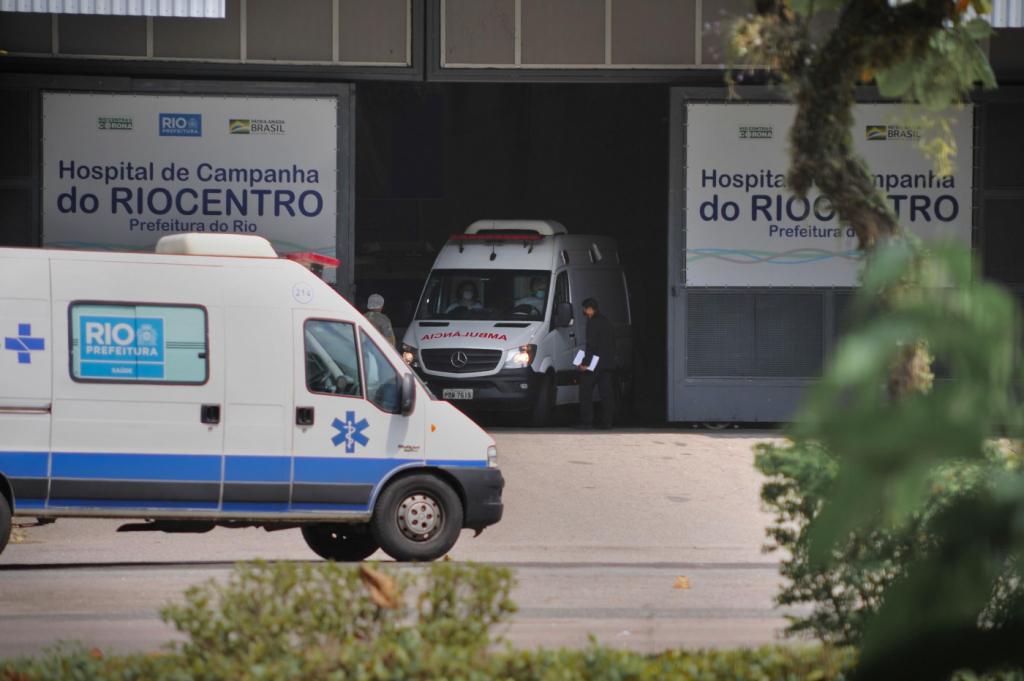 Nos hospitais do Rio de Janeiro, pacientes com Covid-19 poderão receber visitas de imunizados – Jovem Pan