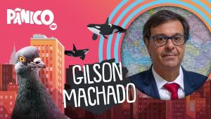 GILSON MACHADO - PÂNICO - AO VIVO - 17/12/20