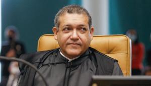 Ministro Nunes Marques foi indicado pelo presidente Jair Bolsonaro ao STF