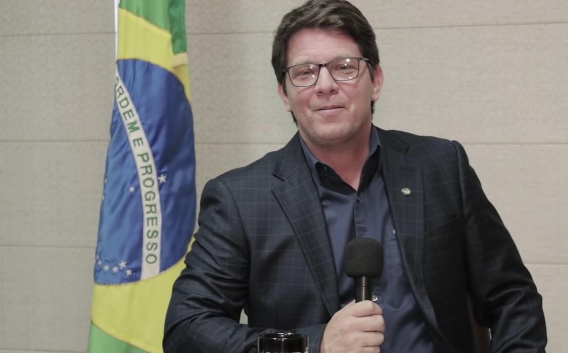 Mário Frias é secretário de cultura do governo Bolsonaro