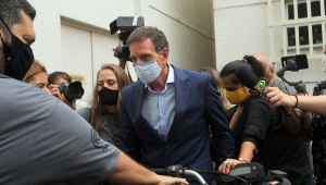 Operador do esquema de propina de Crivella deixa presídio para cumprir prisão domiciliar