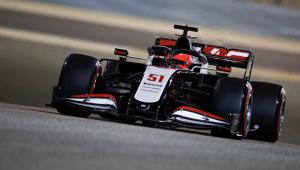 Pietro Fittipaldi comemora estreia em treino livre da F-1 e ganha elogios da Haas