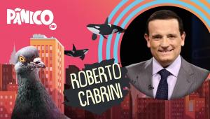 ROBERTO CABRINI - PÂNICO - AO VIVO - 01/12/20
