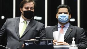Alcolumbre e Maia estão entre os chefes mais aguados que o Legislativo brasileiro teve nos últimos anos