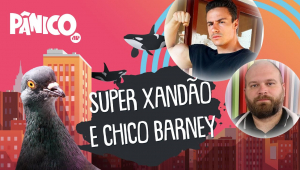 SUPER XANDÃO - PÂNICO - AO VIVO - 03/12/20