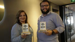 Jornalistas da Jovem Pan são laureados no Prêmio Especialistas
