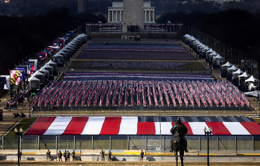 Veja como será a atípica cerimônia de posse de Joe Biden nesta quarta-feira  | Jovem Pan