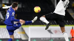 Sem brilho, Chelsea vence com dificuldades o Fulham pelo Inglês