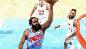 James Harden faz estreia histórica pelo Nets e comanda vitória em jogo contra o Magic