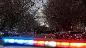 Capitólio dos EUA é fechado por precaução após princípio de incêndio nas imediações