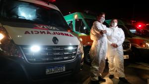 Brasil registra 3.693 mortes por Covid-19 e se aproxima das 350 mil no total