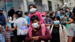 Variante do coronavírus descoberta no Amazonas é detectada no Peru, dizem autoridades