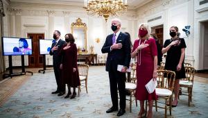 Governo Biden divulga plano de combate à Covid-19 nos EUA