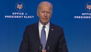 Biden afirma que Estados Unidos devem ultrapassar marca de 600 mil mortos por Covid-19