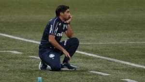 Abel Ferreira revela o que dirá aos atletas do Palmeiras antes da final com o Santos
