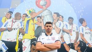 Campeão da Libertadores em 2012, Alex volta ao Corinthians para trabalhar com a base