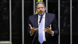 Arthur Lira é o presidente da Câmara dos Deputados