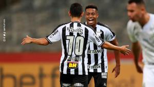 Santos perde para Atlético-MG no último jogo antes da decisão na Libertadores