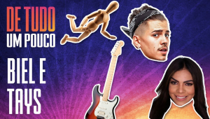 BIEL, TAYS REIS E TODA A VERDADE SOBRE OS PARTICIPANTES DO BBB21! - DE TUDO UM POUCO - 22/01/2020