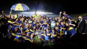 Após eliminação na Libertadores, Boca Juniors é campeão da Copa Diego Maradona