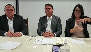 Pazuello vê colapso em Manaus e diz que governo trabalha para entregar oxigênio