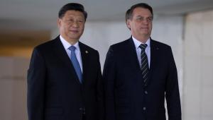 Insumos para CoronaVac chegarão ao Brasil 'nos próximos dias', diz Bolsonaro