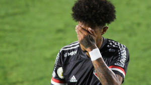 Tchê Tchê se manifesta após derrota do São Paulo e atrito com Fernando Diniz