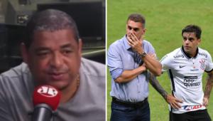 O Corinthians ainda tem chance de ir para a Libertadores? Veja a resposta de Vampeta