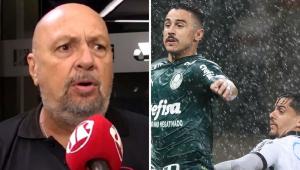 'Jogo mostrou a realidade entre Palmeiras e Corinthians', analisa Nilson César