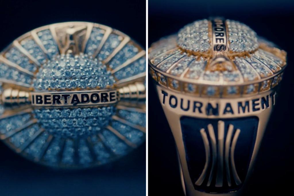 Melhor jogador da final da Copa Libertadores receberá anel de diamantes como prêmio | Jovem Pan