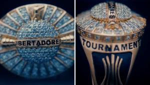 Melhor jogador da final da Copa Libertadores receberá anel de diamantes como prêmio