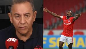 'Se o Inter for o rival pelo título, está ótimo para o São Paulo', dispara Flávio Prado