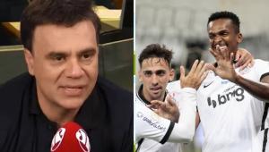 'Corinthians tá voando e pode vencer o Palmeiras no Allianz', analisa Mauro Beting