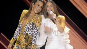Ivete Sangalo e Claudia Leitte anunciam em live que se apresentarão juntas no Carnaval