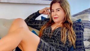 Zilu diz que foi ela quem largou Zezé Di Carmargo e revela se tem raiva de Graciele Larcerda