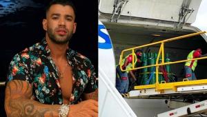 Gusttavo Lima consegue enviar 150 cilindros de oxigênio para Manaus: 'Vão salvar vidas'
