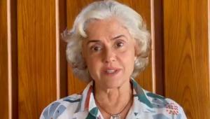 Marieta Severo relata 'pânico' que sentiu durante internação por Covid-19