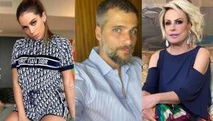 Anitta, Gagliasso, Ana Maria e mais famosos celebram aprovação de vacinas